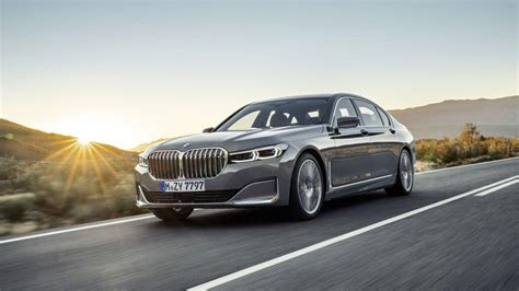 Bmw 7 Series 2020 by 2020 Bmw 7 Series Gets A Grille Tech And Hybrid