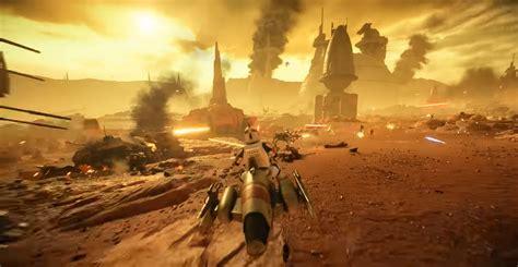 star wars battlefront ii battle  geonosis launched