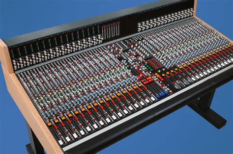 roll top desk for sound mixing boards src51 the new surround console system by adt audio