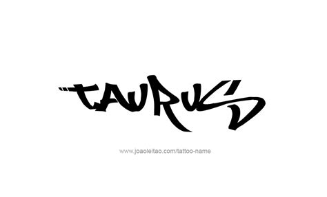 taurus horoscope  tattoo designs page