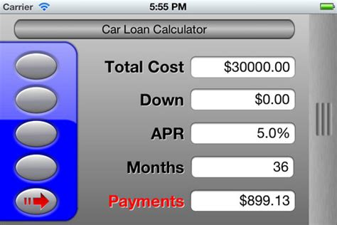 car finance calculator ipad apps games  brothersoftcom