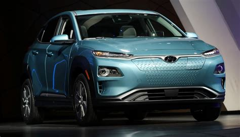 Meet the best electric car design of the year. Hyundai NZ recalls Kona electric car due to battery fire ...