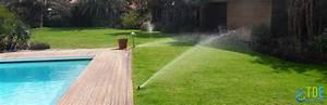 Arrosage Automatique Pelouse : arrosage automatique pelouse arrosage automatique gazon ~ Melissatoandfro.com Idées de Décoration