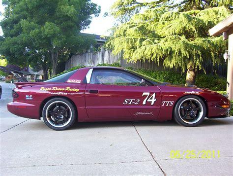 Firebird Firehawk Race Car Ready For Track Use