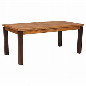 Table En Manguier : table de repas art d co manguier meuble en bois exotique ~ Teatrodelosmanantiales.com Idées de Décoration