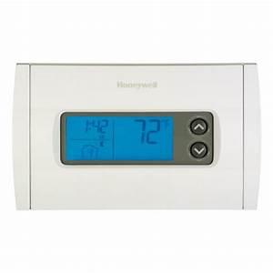 Honeywell Basic Digital Thermostat Manual