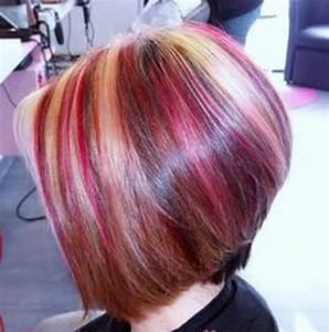 Coupe Carré Plongeant Femme : coiffure femme carre plongeant ~ Melissatoandfro.com Idées de Décoration