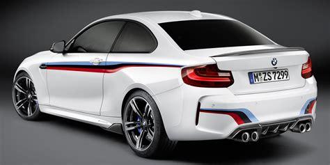 BMW M2 Coupe gains optional M Performance Parts Paul Tan