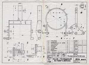 V8 Engine Blueprints