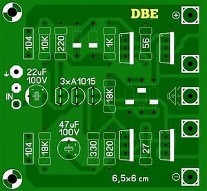 200w Layout Audio Diagram