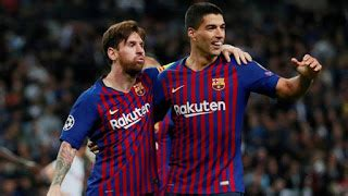 Messi knows: Luis Suárez has an offer to leave Barça ...