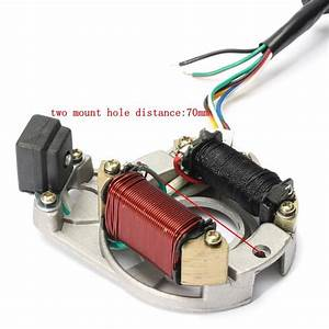 Cdi Wire Harness Assembly For 50cc 70cc 90cc 110cc 125cc