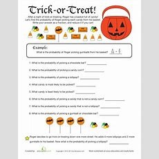5th Grade Halloween Printable Worksheets  Festival Collections