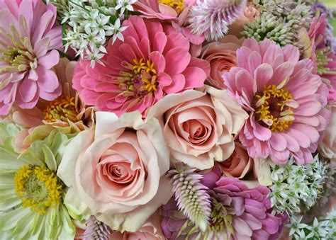 Pink Wedding Flowers Pictures, Photos, And Images For
