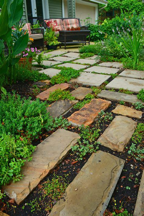 Patio Herb Garden Designs With Vegetable And Herb Garden