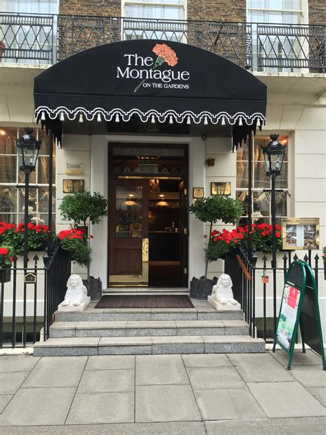 the montague on the gardens experience quot the montague quot on the gardens automotive rhythms
