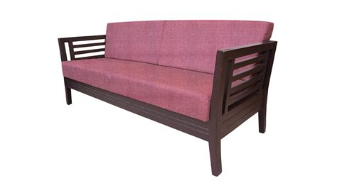 Wood Sofa by Get Modern Complete Home Interior With 20 Years Durability