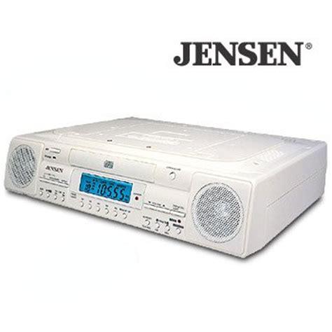 under kitchen cabinet radio cd player jensen under cabinet am fm stereo cd player