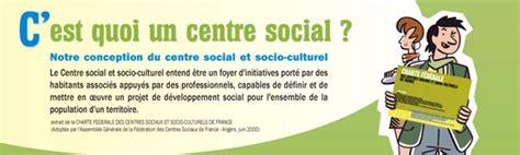 vous avez dit centre social