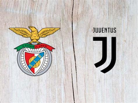 Benfica vs Juventus- Full Match & Highlights - 28 July ...