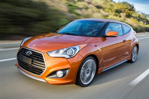 Hyundai Gas Mileage by 2017 Hyundai Veloster Gas Mileage The Car Connection