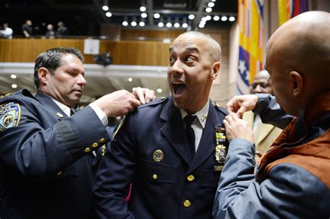 dominican american nypd  promoted   star