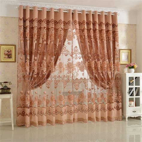 Fancy Living Room Curtains; Smileydotus