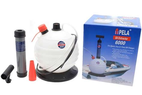 Boat Engine Oil Change Pump by Oil Change Pump Marine Pela 650 Oil Extractor 6 5 Liter