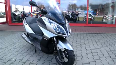 kymco downtown  roller youtube