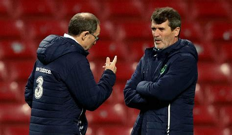 Watch Graham Poll Talks About Refereeing 'scary' Roy Keane