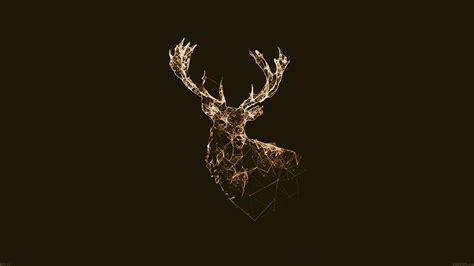 Animal Illustration Wallpaper - ad31 deer animal illust choco wallpaper