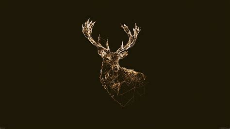 ad deer animal illust choco wallpaper pc desktop