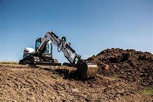 New Bobcat E85 Compact Excavator - For Sale in Texas ...