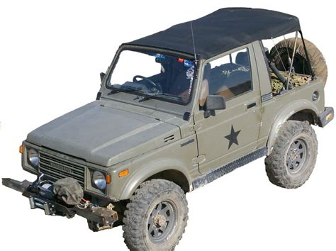 Suzuki Samurai Accessories by Suzuki Samurai Tops And Spare Tire Covers From Wheeler S