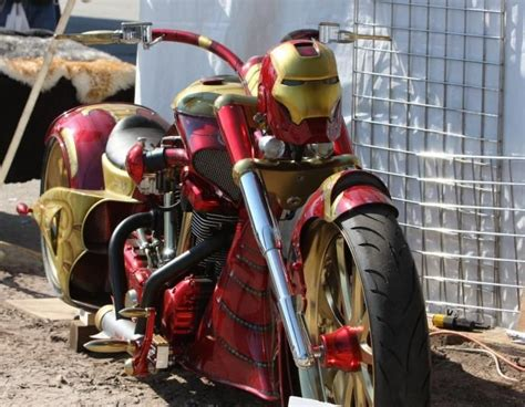 iron man bike  daytona bike week eatsleepride