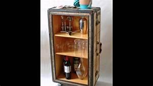 Vintage Look Möbel Selber Machen : retro schrank mit regalen m bel mit vintage look selber machen youtube ~ Sanjose-hotels-ca.com Haus und Dekorationen