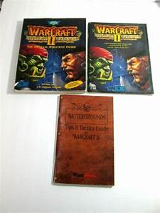 Warcraft Ii Tides Of Darkness Manual Official Strategy And