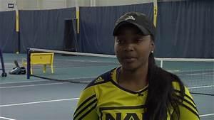 NAU Women's Tennis Team on a Winning Streak - YouTube