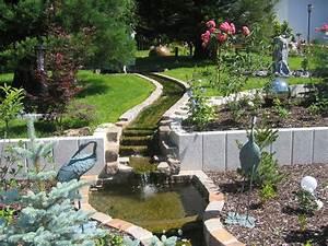 Wasserlauf Selber Bauen : steingarten mit wasserlauf m belideen ~ Michelbontemps.com Haus und Dekorationen