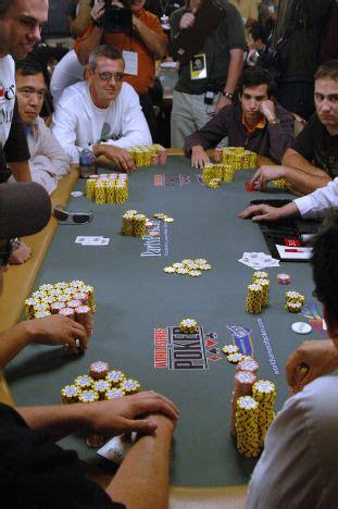poker tournament wikipedia