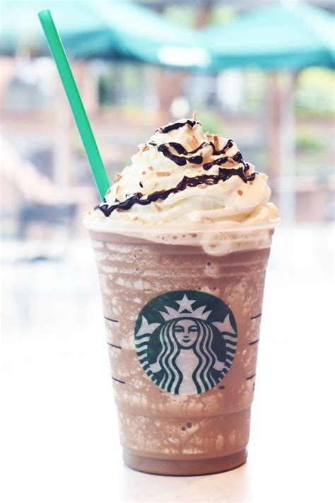 The creme based frappuccinos do not contain any coff. A Visual History Of Every Single Starbucks Frappuccino, Ever | HuffPost