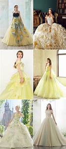 fairy tale wedding dresses for the disney princess bride With disney fairytale wedding dresses