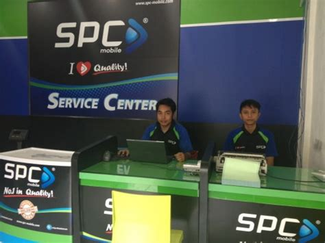 pr spc mobile menambah gerai service center  jakarta