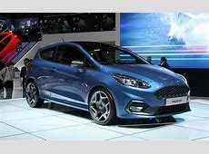 2018 Ford Fiesta ST Video, First Look » AutoGuidecom News