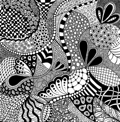 zentangle square    zentangle patterns pattern