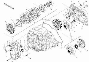 Polaris Atv 2000 Oem Parts Diagram For Clutch