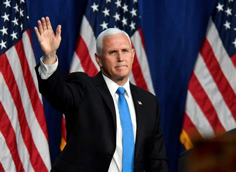 Pence Tests Negative For COVID-19 On Sunday, VP Debate ...