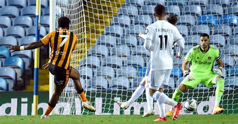 Leeds United vs Hull City player ratings: Mallik W ...