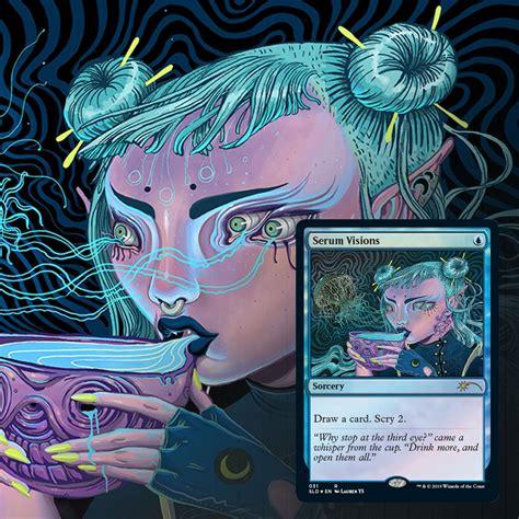 Seeing Visions | Secret Lair