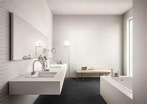 Carrelages Salle De Bain : carrelage salle de bain c ramique et gr s c rame marazzi ~ Melissatoandfro.com Idées de Décoration